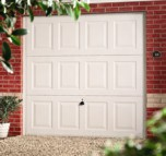 Georgian Hormann garage door